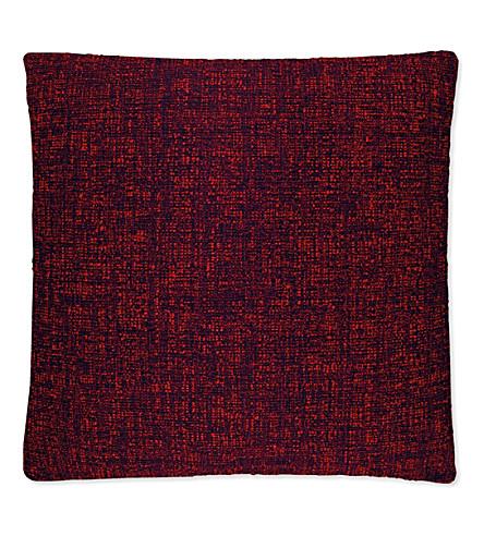 RAF SIMONS Sonar 2 wool-blend cushion