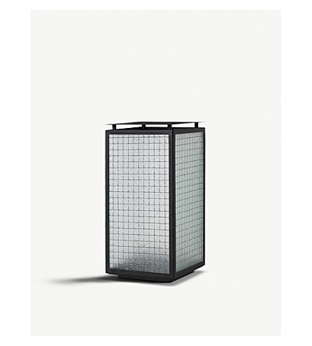 FERM LIVING Haze wired glass lantern 33cm