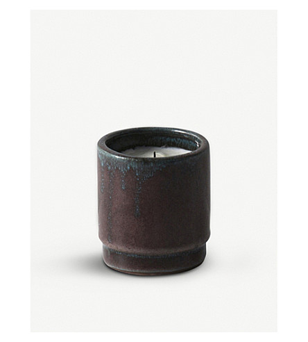 FERM LIVING Fig scented ceramic candle 670g