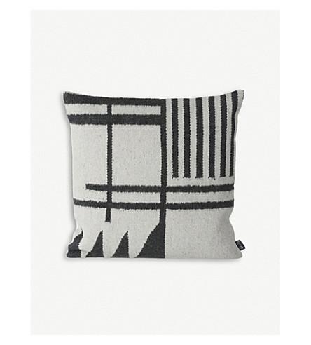 FERM LIVING Klim wool-blend cushion 50x50cm