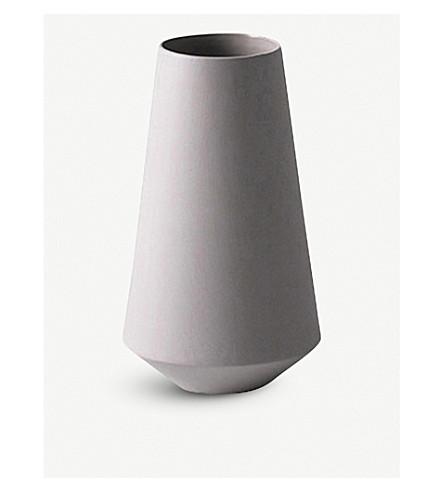 FERM LIVING Sculpt porcelain vase 25cm