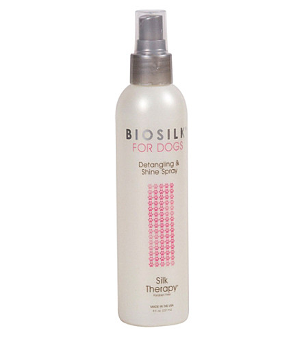 PET LONDON BioSilk for Dogs detangling mist 237ml