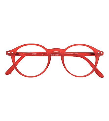 IZIPIZI Screen D protective reading glasses +0.00