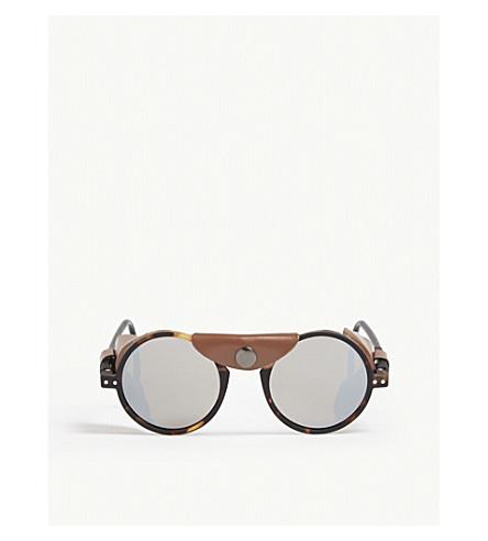 7ab079b90fe IZIPIZI - Sun Glacier round-frame sunglasses