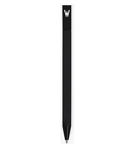 DESIGN LETTERS Personal Pen W