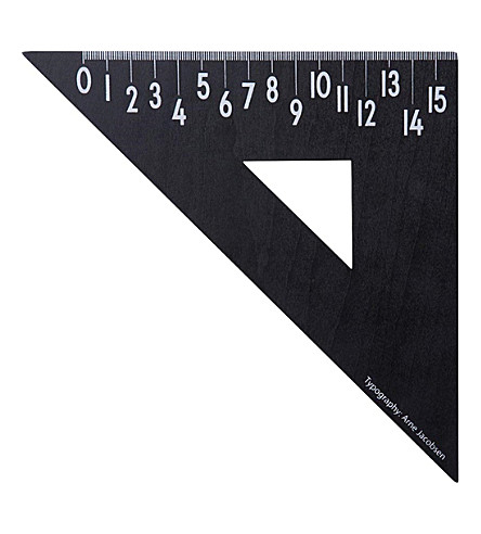 DESIGN LETTERS Triangular ruler