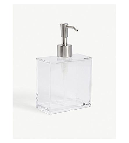 NOMESS Clear soap dispenser small 450ml