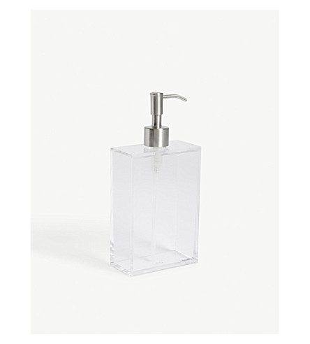 NOMESS Clear soap dispenser large 650ml