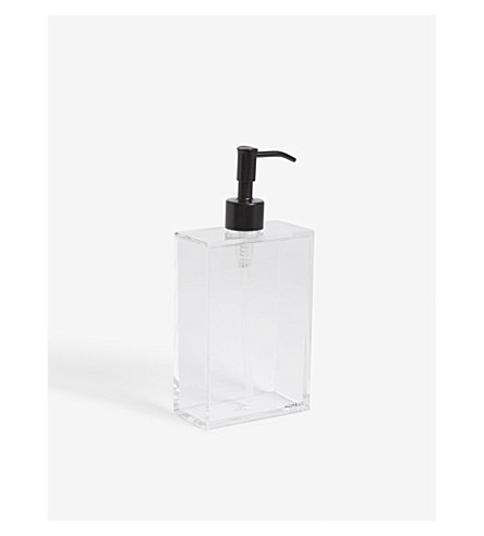 NOMESS Clear soap pump large 650ml