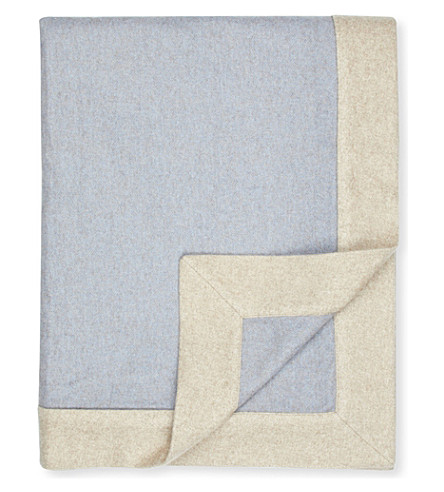 OYUNA Etra cashmere throw