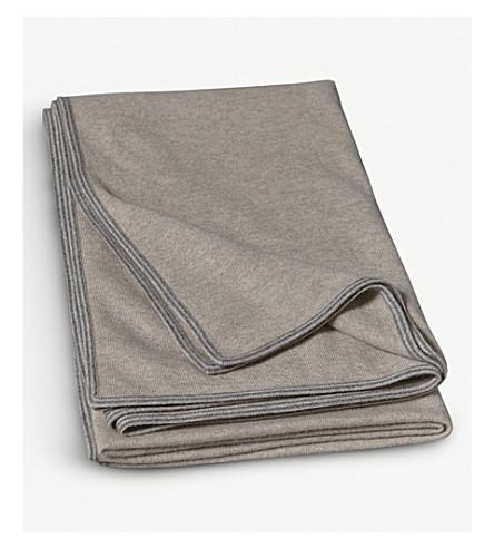 OYUNA Toscani cashmere throw 180x120cm