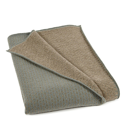 OYUNA Era cashmere throw