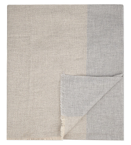 OYUNA Ete cashmere travel throw 200cm
