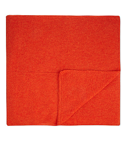 OYUNA Kara cashmere travel throw
