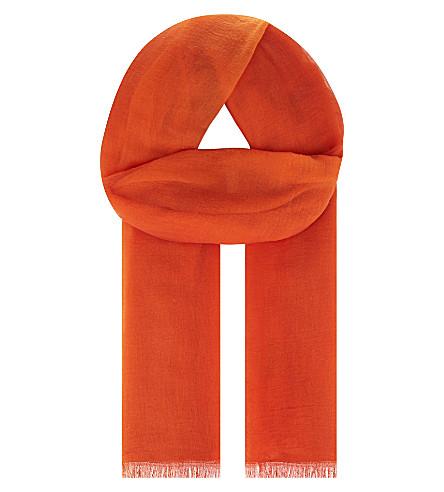 OYUNA Ula cashmere dyed shawl
