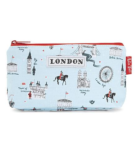 LONDON伦敦小化妆袋