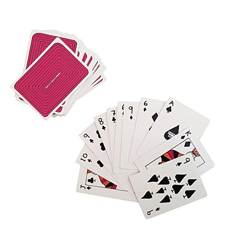THIRD DRAWER DOWN STUDIO David Shrigley pack of cards