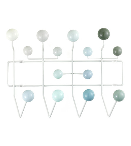 VITRA Hang it All wooden coat rack