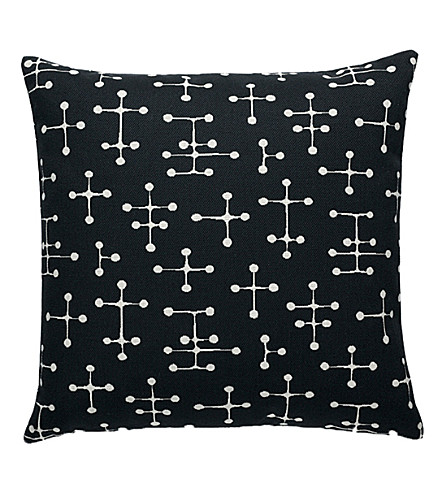 VITRA Maharam graphic printed cushion