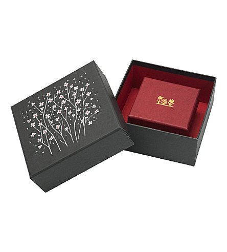 VITRA Graphic Box Flower set of two gift boxes