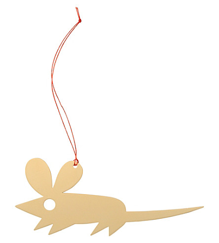 VITRA Girard mouse ornament