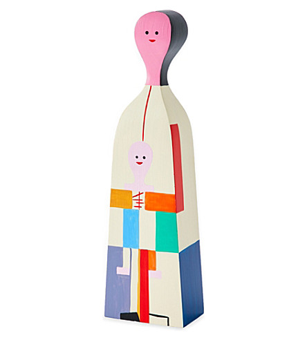 VITRA Doll No. 4 wooden figure