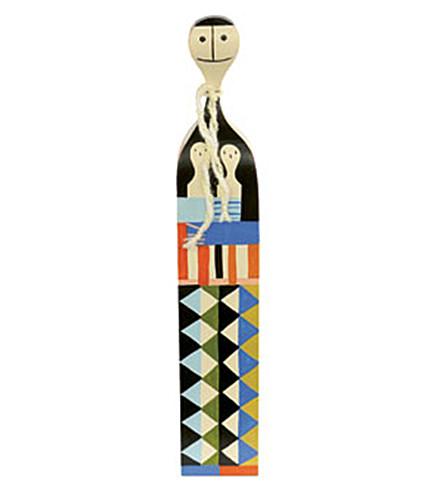 VITRA Doll No. 5 wooden doll