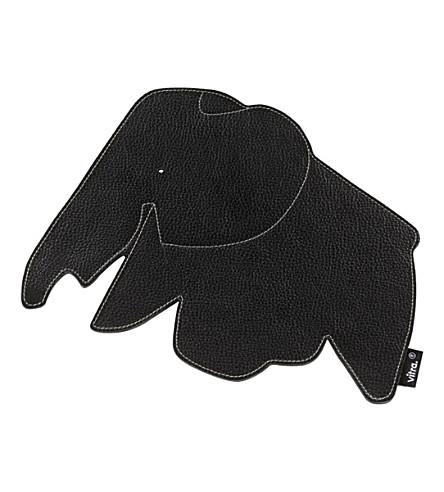 VITRA Elephant leather mousepad