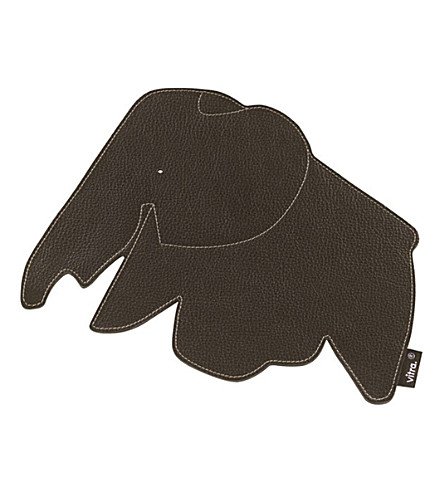 VITRA Elephant leather mousepad