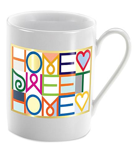 VITRA Alexander Girard Home Sweet Home coffee mug