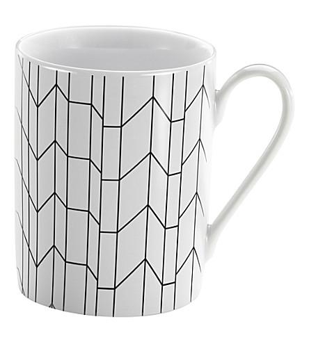 VITRA Alexander Girard Graph coffee mug