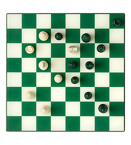 PRINT WORKS PrintWorks chess coffee table game