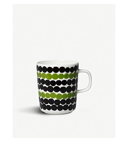 MARIMEKKO Rasymatto porcelain mug