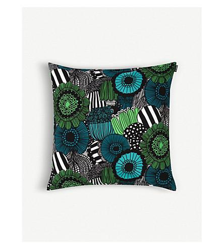 MARIMEKKO Siirtolapuutarha cotton cushion cover 50x50cm