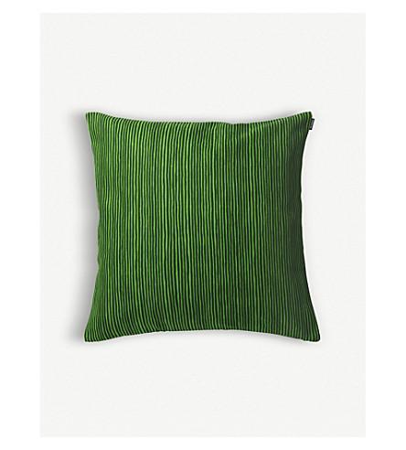 MARIMEKKO Varvunraita cotton cushion cover 50x50cm