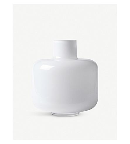 MARIMEKKO Ming opaque glass vase 24cm