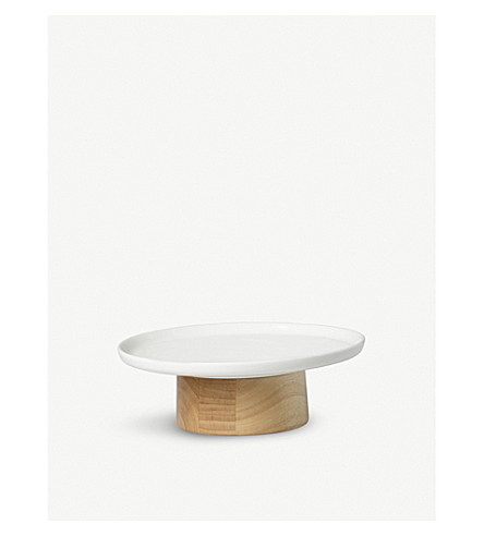 MARIMEKKO Oiva Kanta stoneware serving dish 22cm