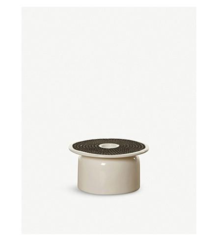 MARIMEKKO Oiva/Rasymatto stoneware candle holder 6cm