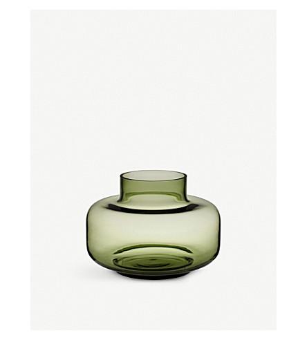 MARIMEKKO Urna glass vase 21cm