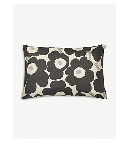 MARIMEKKO Pieni Unikko cotton cushion cover 40x60cm