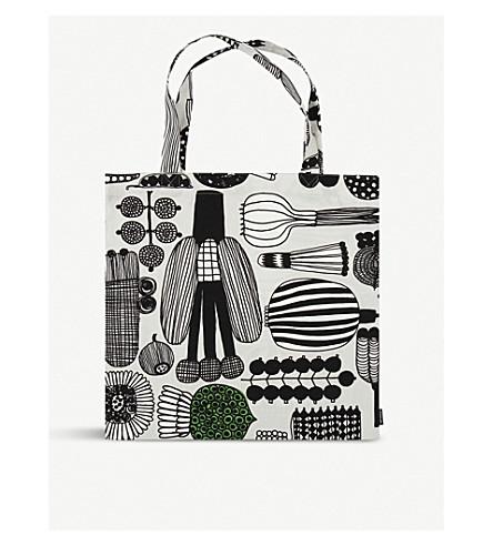 MARIMEKKO Harvest cotton tote bag