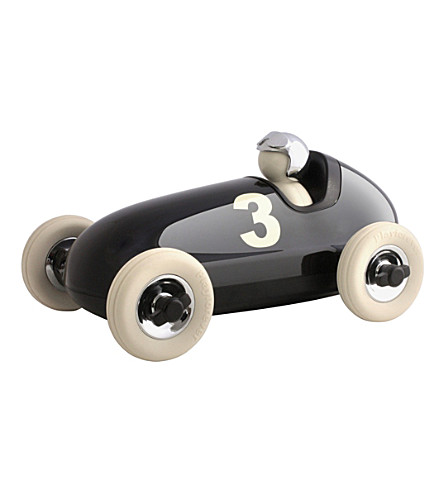PLAYFOREVER Bruno racing car toy