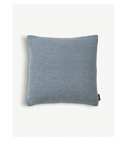 LOUISE ROE Pique alpaca cushion case 50 x 50cm