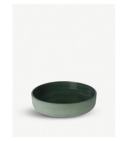 LOUISE ROE Pisu stoneware bowl 32cm