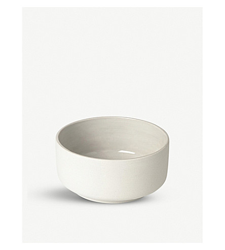 LOUISE ROE Pisu stoneware bowl 14cm