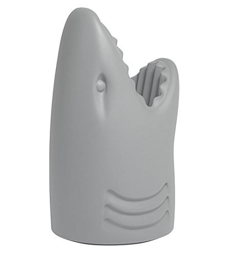 QEEBOO Killer shark umbrella stand