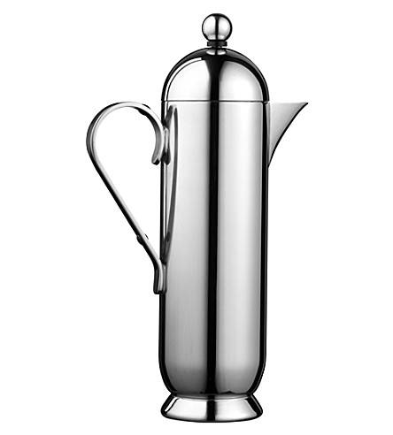 NICK MUNRO Domus stainless steel coffee pot 0.5l