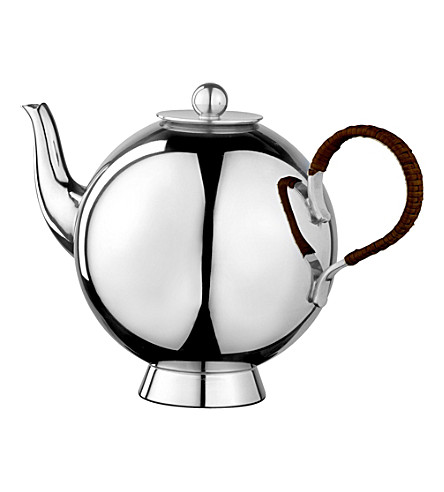 NICK MUNRO Spheres stainless steel tea infuser