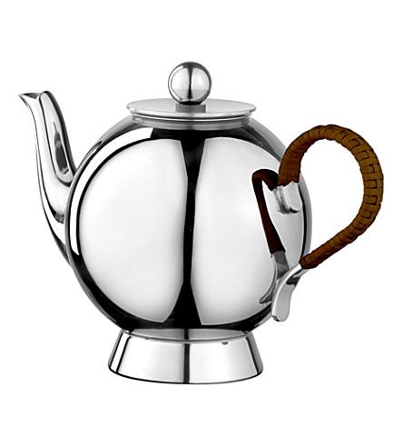 NICK MUNRO Spheres stainless steel tea infuser