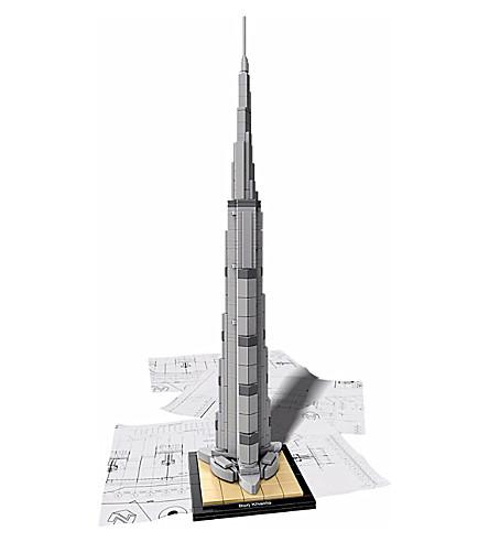 LEGO Burj Khalifa architecture